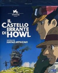 Cover Dvd castello errante di Howl (Blu-ray)