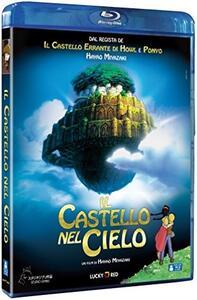 Il castello nel cielo di Hayao Miyazaki - Blu-ray