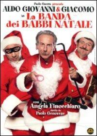 Babbi Natale.La Banda Dei Babbi Natale Dvd Film Di Paolo Genovese Commedia Ibs