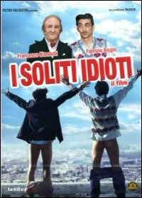 Cover Dvd soliti idioti (DVD)
