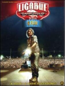 Ligabue Campovolo. Il film di Cristian Biondani,Marco Salom - DVD
