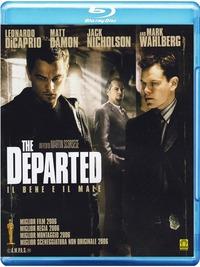 Cover Dvd Departed. Il bene e il male (Blu-ray)