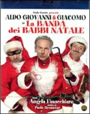 Film La banda dei Babbi Natale Paolo Genovese