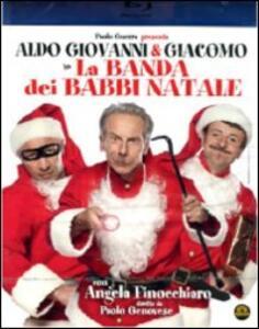 La banda dei Babbi Natale di Paolo Genovese - Blu-ray