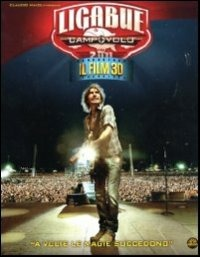 Cover Dvd Ligabue Campovolo. Il film. 3D (Blu-ray)