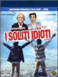Film I soliti idioti (DVD + Blu-ray) Enrico Lando