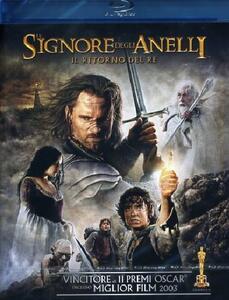 Il Signore degli anelli. Il ritorno del re di Peter Jackson - Blu-ray