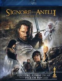 Cover Dvd Il Signore degli anelli. Il ritorno del re