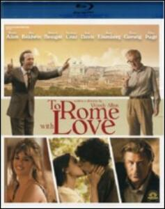 To Rome With Love di Woody Allen - Blu-ray