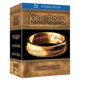 Il Signore degli anelli. La trilogia. Extended Edition (9 DVD + 6 Blu-ray) di Peter Jackson
