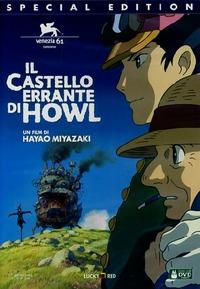 Cover Dvd castello errante di Howl (DVD)