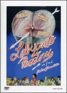 Labirinto di passioni di Pedro Almodóvar - DVD