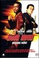 Cover Dvd DVD Rush Hour - Missione Parigi