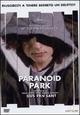 Cover Dvd Paranoid Park