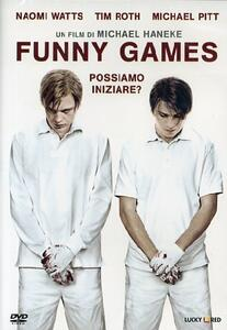 Funny Games di Michael Haneke - DVD