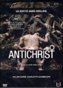 Antichrist di Lars Von Trier - DVD