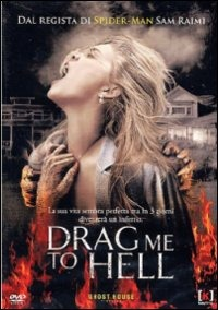 Cover Dvd Drag Me to Hell (DVD)