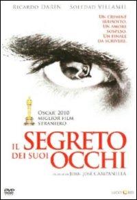 Cover Dvd segreto dei suoi occhi (DVD)