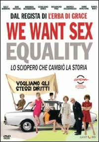 Cover Dvd We Want Sex (DVD)
