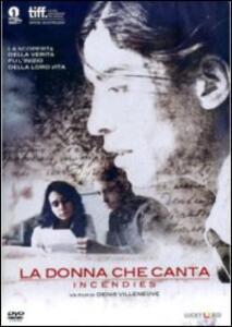 La donna che canta di Denis Villeneuve - DVD