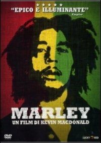 Cover Dvd Marley (DVD)