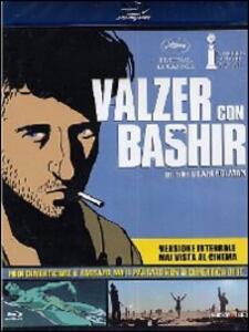 Valzer con Bashir di Ari Folman - Blu-ray