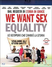 We Want Sex di Nigel Cole - Blu-ray