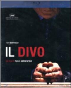 Il divo di Paolo Sorrentino - Blu-ray
