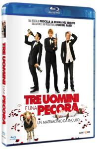 Tre uomini e una pecora di Stephan Elliott - Blu-ray