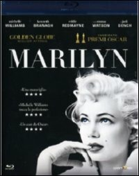 Cover Dvd Marilyn (Blu-ray)