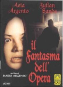 Il fantasma dell'Opera di Dario Argento - DVD