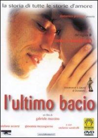 Cover Dvd ultimo bacio (DVD)