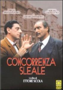 Concorrenza sleale di Ettore Scola - DVD