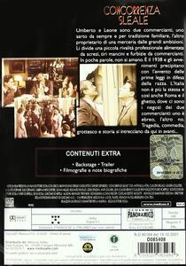 Concorrenza sleale di Ettore Scola - DVD - 2