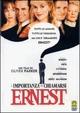 Cover Dvd DVD L'importanza di chiamarsi Ernest