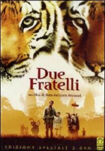Due fratelli (2 DVD)<span>.</span> Edizione speciale di Jean-Jacques Annaud - DVD