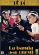 Cover Dvd La banda degli onesti