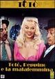Cover Dvd Totò, Peppino e... la malafemmina