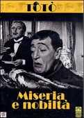 Film Miseria e nobiltà Mario Mattoli