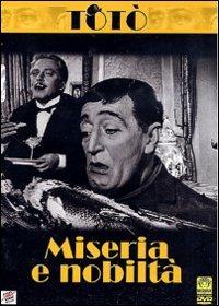 Cover Dvd Miseria e nobiltà (DVD)