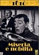 Cover Dvd DVD Miseria e nobiltà