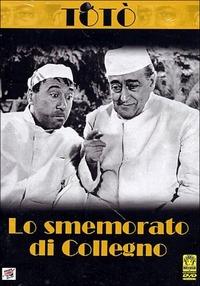 Cover Dvd smemorato di Collegno (DVD)