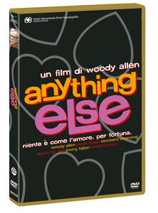 Anything Else di Woody Allen - DVD
