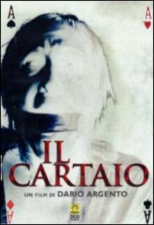 Il cartaio di Dario Argento - DVD