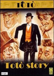 Totò Story di Mario Mattoli,Camillo Mastrocinque - DVD