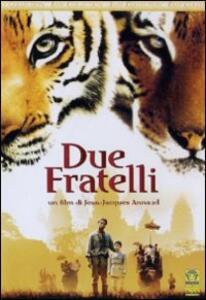 Due fratelli di Jean-Jacques Annaud - DVD