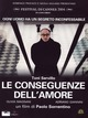 Cover Dvd DVD Le conseguenze dell'amore