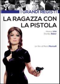 Cover Dvd ragazza con la pistola (DVD)