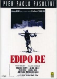 Edipo Re di Pier Paolo Pasolini - DVD