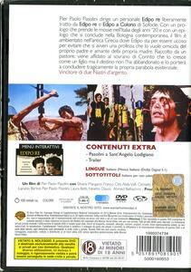 Edipo Re di Pier Paolo Pasolini - DVD - 2